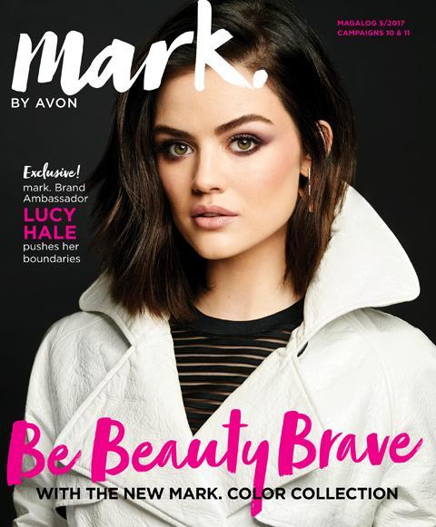 The new HOT mark. Makeup!!!